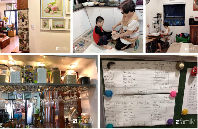 Ngắm căn hộ chung cư ngập tràn tình yêu thương từ bàn tay chăm chút của mẹ chồng tảo tần tại Quảng Ninh - Ảnh 11