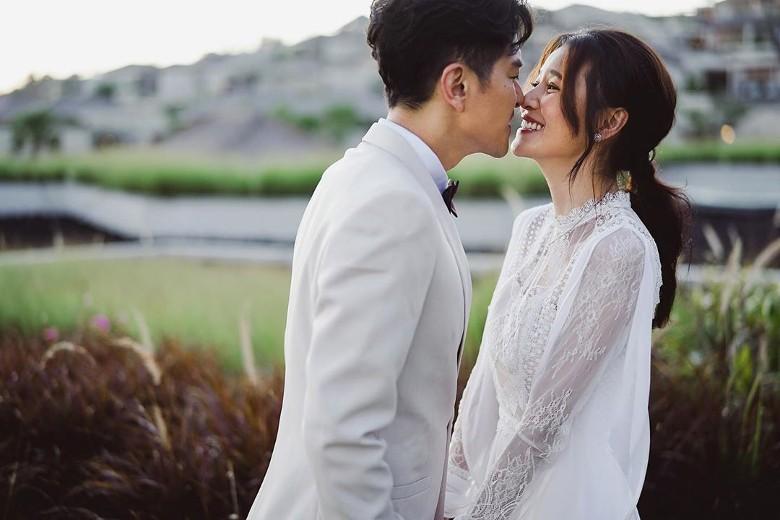 Cận cảnh đám cưới đẹp như mơ của mỹ nam 'Cung Tâm Kế' và bạn gái 5 năm - Ảnh 5