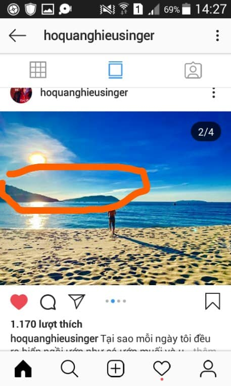 Hồ Quang Hiếu và Bảo Anh lại bị fan 'bắt thóp' đi du lịch cùng nhau? - Ảnh 3