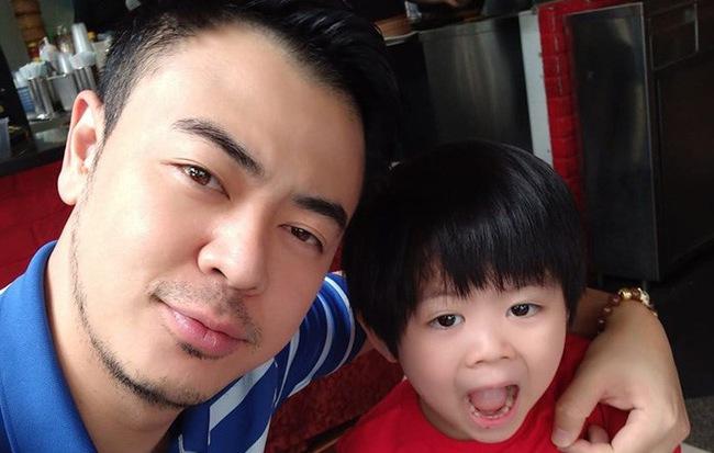 Không kém trên phim, MC Tuấn Tú 'Về nhà đi con' cũng gây 'sốt' bởi hình ảnh ông bố siêu dễ thương ngoài đời thực - Ảnh 4
