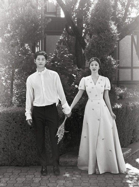 Song Joong Ki va Song Hye Kyo 5