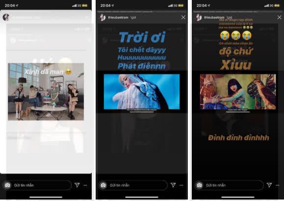 Dàn sao Việt như phát cuồng vì BLACKPINK: Người hoá 'chuyên gia âm nhạc', người tự nhận là thành viên rồi thi nhau share và reaction trên khắp MXH - Ảnh 4