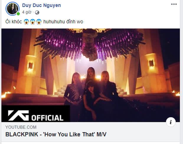 Dàn sao Việt như phát cuồng vì BLACKPINK: Người hoá 'chuyên gia âm nhạc', người tự nhận là thành viên rồi thi nhau share và reaction trên khắp MXH - Ảnh 7
