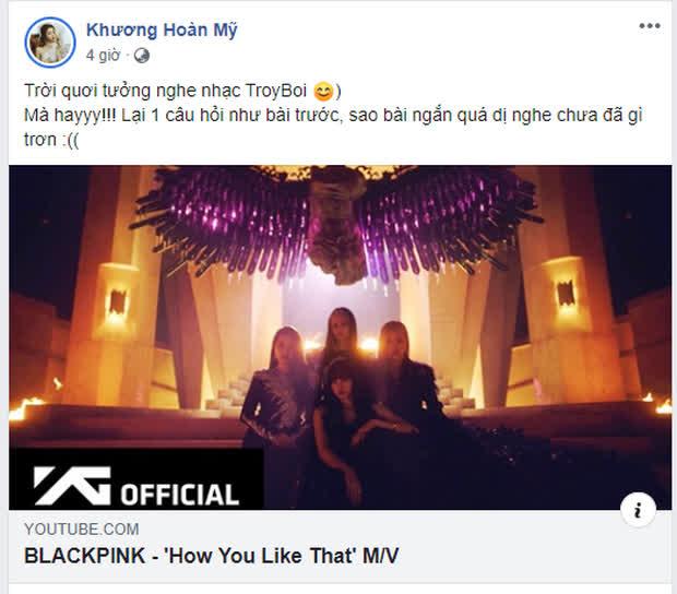 Dàn sao Việt như phát cuồng vì BLACKPINK: Người hoá 'chuyên gia âm nhạc', người tự nhận là thành viên rồi thi nhau share và reaction trên khắp MXH - Ảnh 8