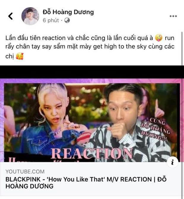 Dàn sao Việt như phát cuồng vì BLACKPINK: Người hoá 'chuyên gia âm nhạc', người tự nhận là thành viên rồi thi nhau share và reaction trên khắp MXH - Ảnh 10