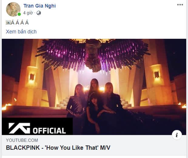 Dàn sao Việt như phát cuồng vì BLACKPINK: Người hoá 'chuyên gia âm nhạc', người tự nhận là thành viên rồi thi nhau share và reaction trên khắp MXH - Ảnh 13