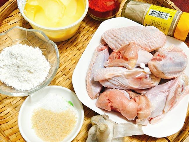 Cánh gà nướng bơ tỏi giòn tan, thơm nức mũi, sức hấp dấn không thể chối từ - Ảnh 1