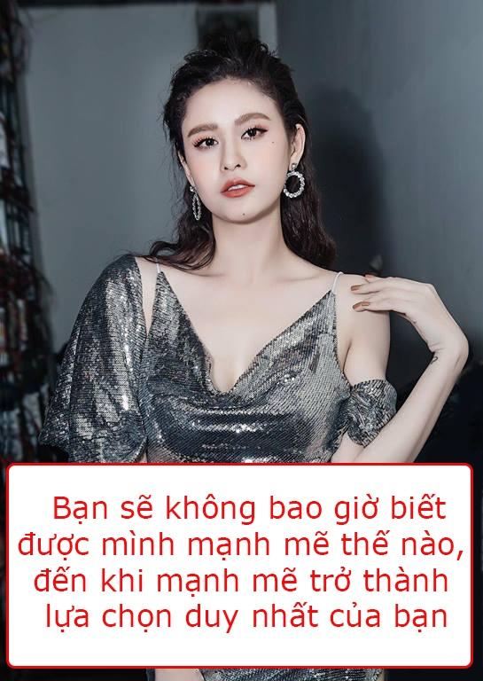 Loạt status thấm thía của Trương Quỳnh Anh sau khi lộ thông tin li hôn Tim - Ảnh 1