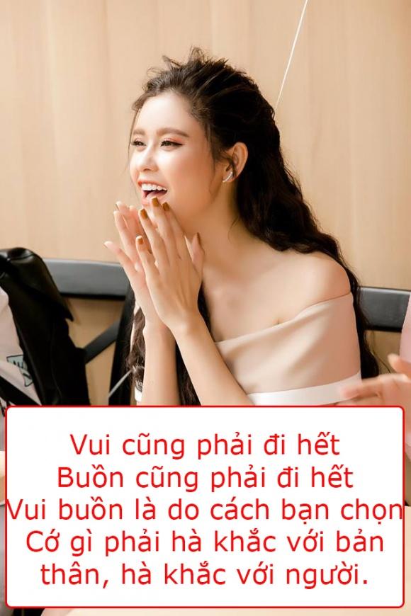 Loạt status thấm thía của Trương Quỳnh Anh sau khi lộ thông tin li hôn Tim - Ảnh 2
