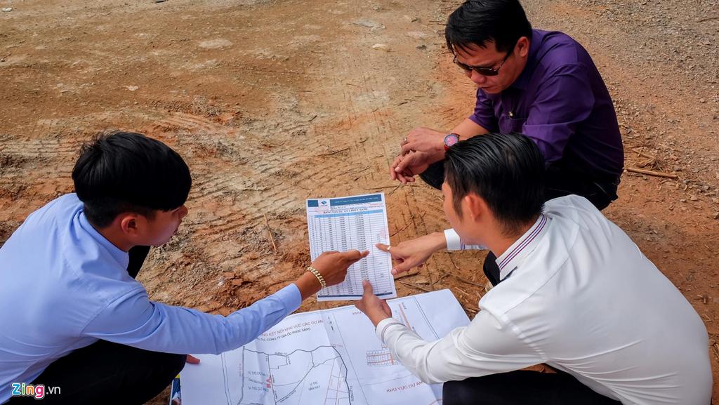 Lập dự án 'ảo' để phân lô bán nền ăn theo sân bay Phan Thiết - Ảnh 1