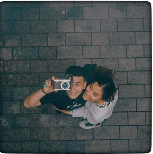 Huỳnh Anh đăng ảnh cận mặt bạn gái nhưng lại làm 'bốc hơi' tất cả ảnh tình cũ Hoàng Oanh - Ảnh 2