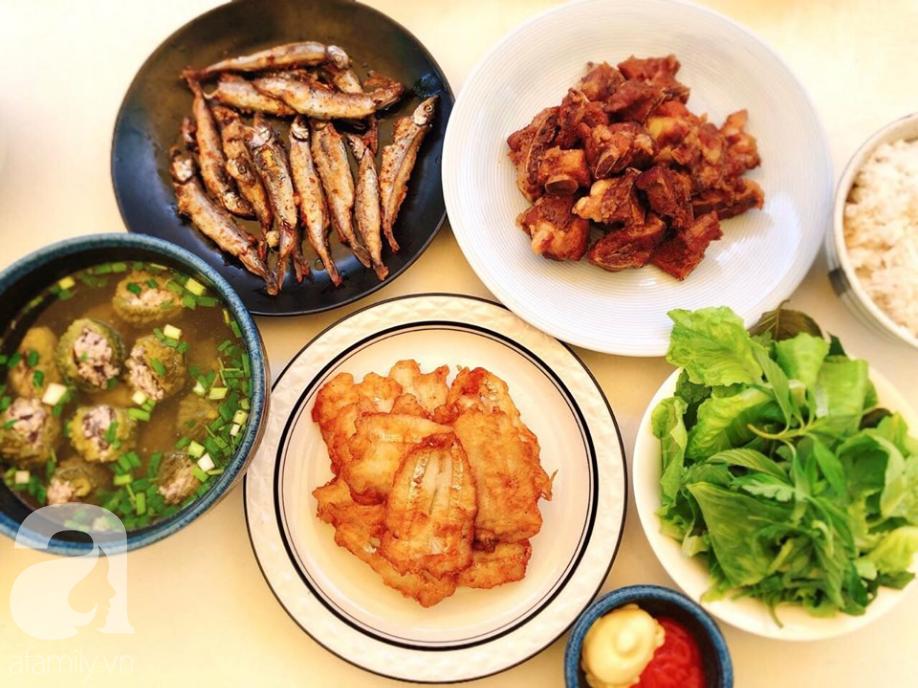 Khỏi lo thiếu ý tưởng đi chợ với 6 mâm cơm ngon đẹp 10 phân vẹn 10 của mẹ đảm Nha Trang chia sẻ - Ảnh 3