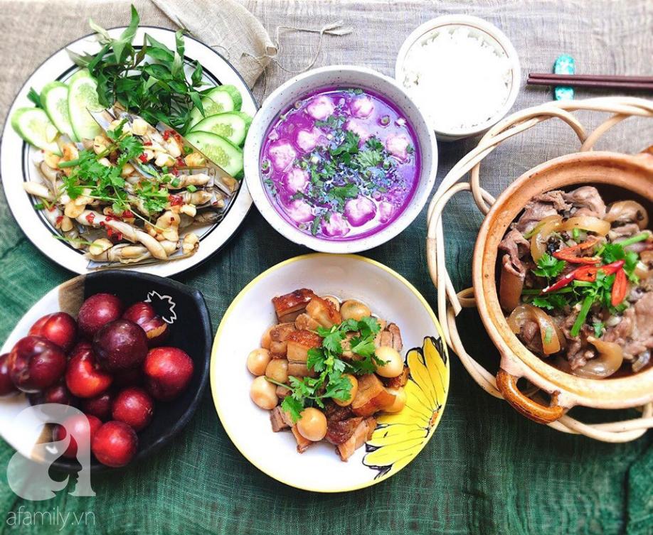 Khỏi lo thiếu ý tưởng đi chợ với 6 mâm cơm ngon đẹp 10 phân vẹn 10 của mẹ đảm Nha Trang chia sẻ - Ảnh 6