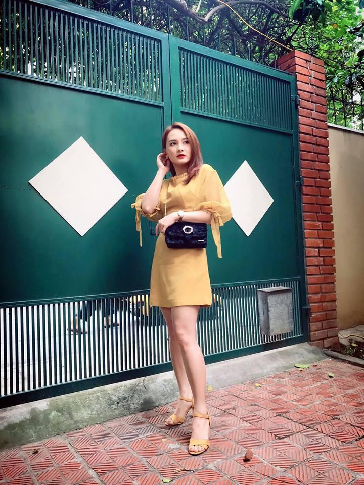 """Ngỡ chẳng liên quan, Bảo Thanh và Song Hye Kyo lại cùng mê kiểu váy được coi là bảo bối hack dáng cho quý cô """"nấm lùn"""" - Ảnh 7"""