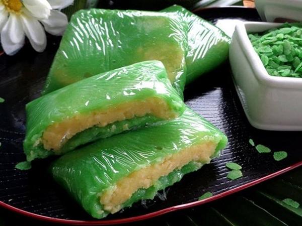 Cách làm bánh cốm nhân đậu xanh chuẩn hương vị Hà Nội - Ảnh 1