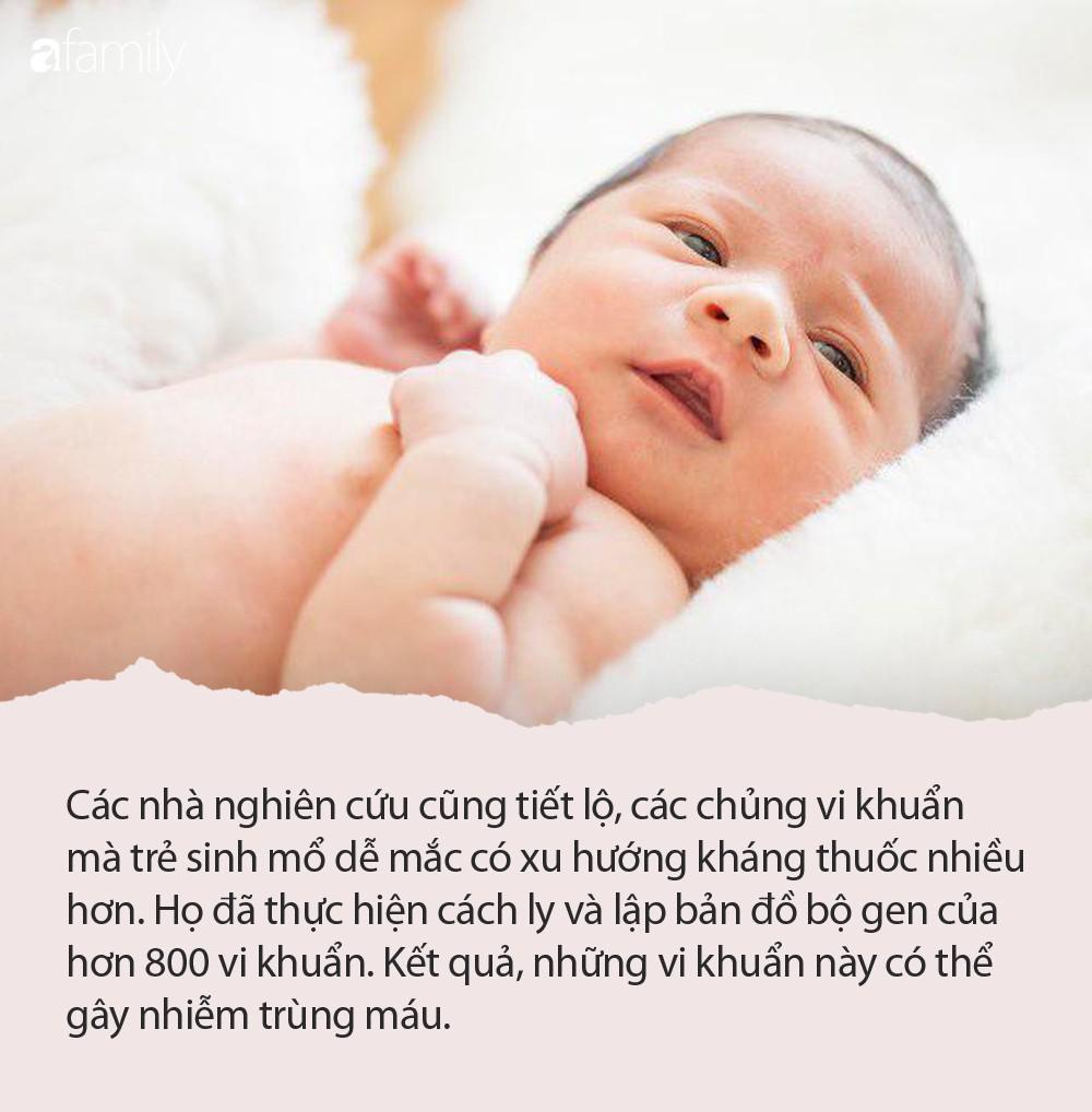 Chẳng những mẹ đau đớn mà trẻ sinh mổ còn đối mặt với nguy cơ sức khỏe nghiêm trọng này - Ảnh 2