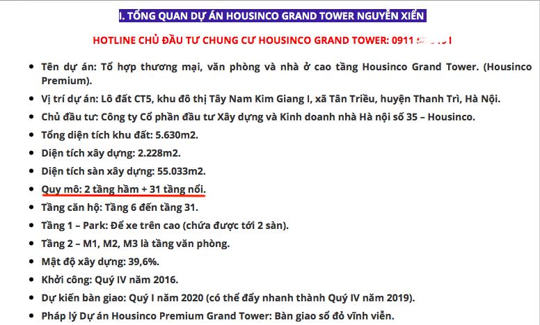 Chuyển hồ sơ dự án Housinco Tân Triều cho cảnh sát điều tra về tham nhũng - Ảnh 2