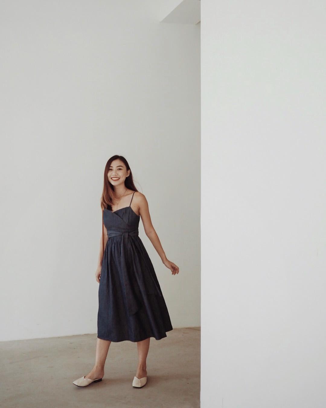 Nhờ một mẫu váy: Hà Tăng, Phạm Quỳnh Anh và Đàm Thu Trang khiến người ta nín lặng trước vẻ sexy và sang chảnh tột bậc - Ảnh 7
