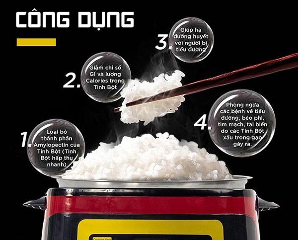 'Nồi cơm tách đường là trò bịp bợm để bán hàng' - Ảnh 2