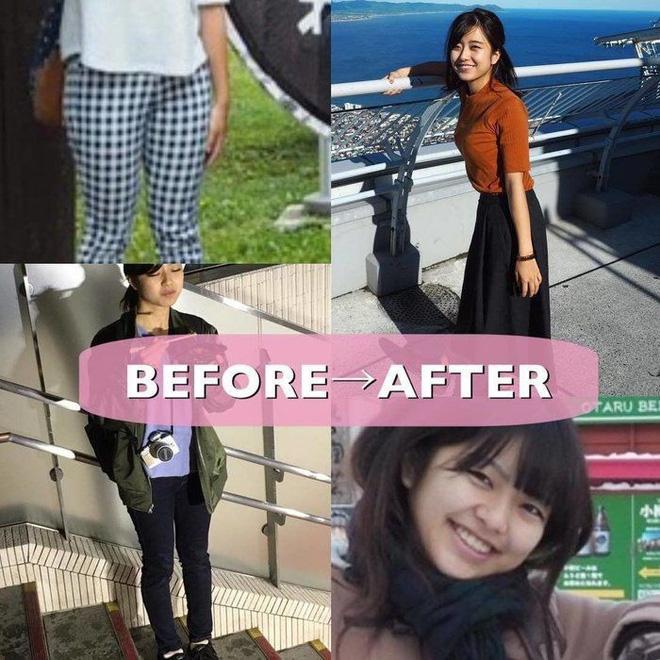 Tuân theo những nguyên tắc này khi ăn kiêng, cô nàng mũm mĩm người Nhật giảm liền 11kg chỉ sau 4 tháng - Ảnh 1