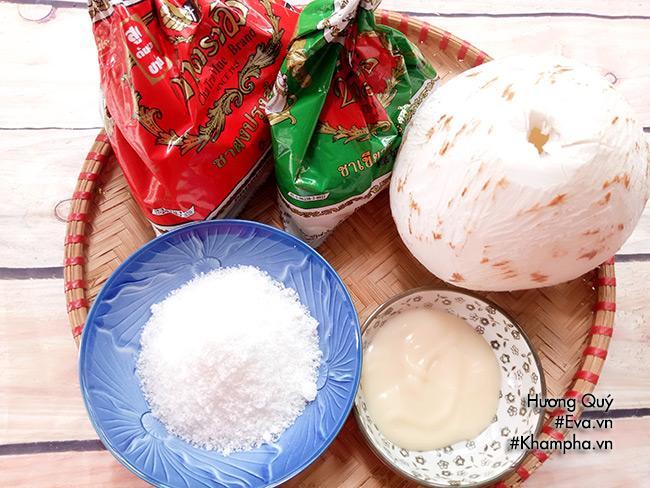 Cách làm mứt dừa vị trà thái vừa ngon lại đơn giản đón Tết về - Ảnh 1