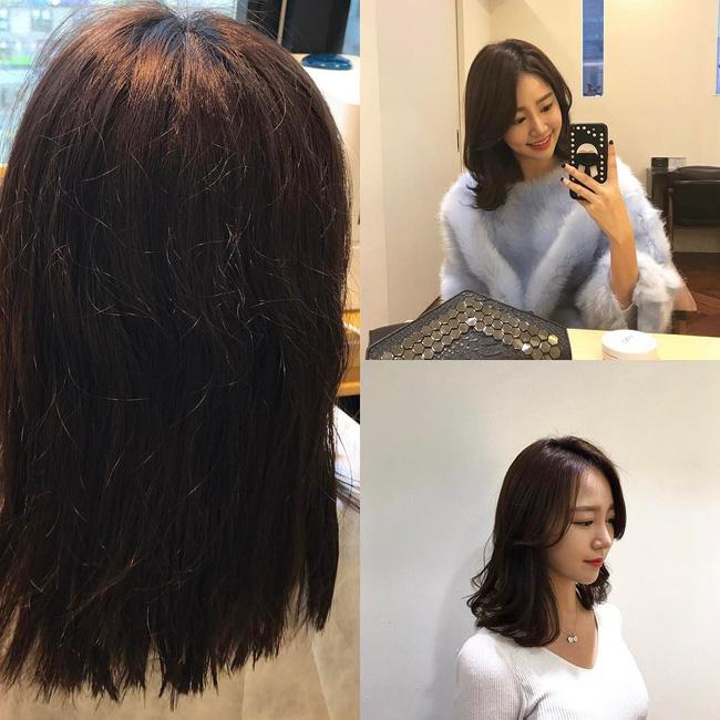 Đừng ngồi đấy than tóc mỏng dính, đây chính là cách tối ưu biến tóc mỏng thành dày, đảm bảo ai làm cũng thành công - Ảnh 5
