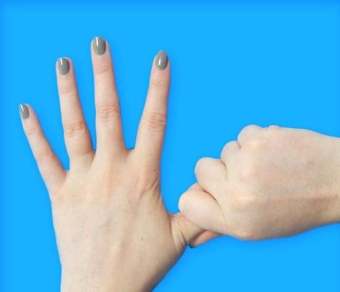 Phương pháp chữa bệnh tuyệt vời của người Nhật: Chỉ cần day ngón tay, bệnh tật đều tiêu tan - Ảnh 1