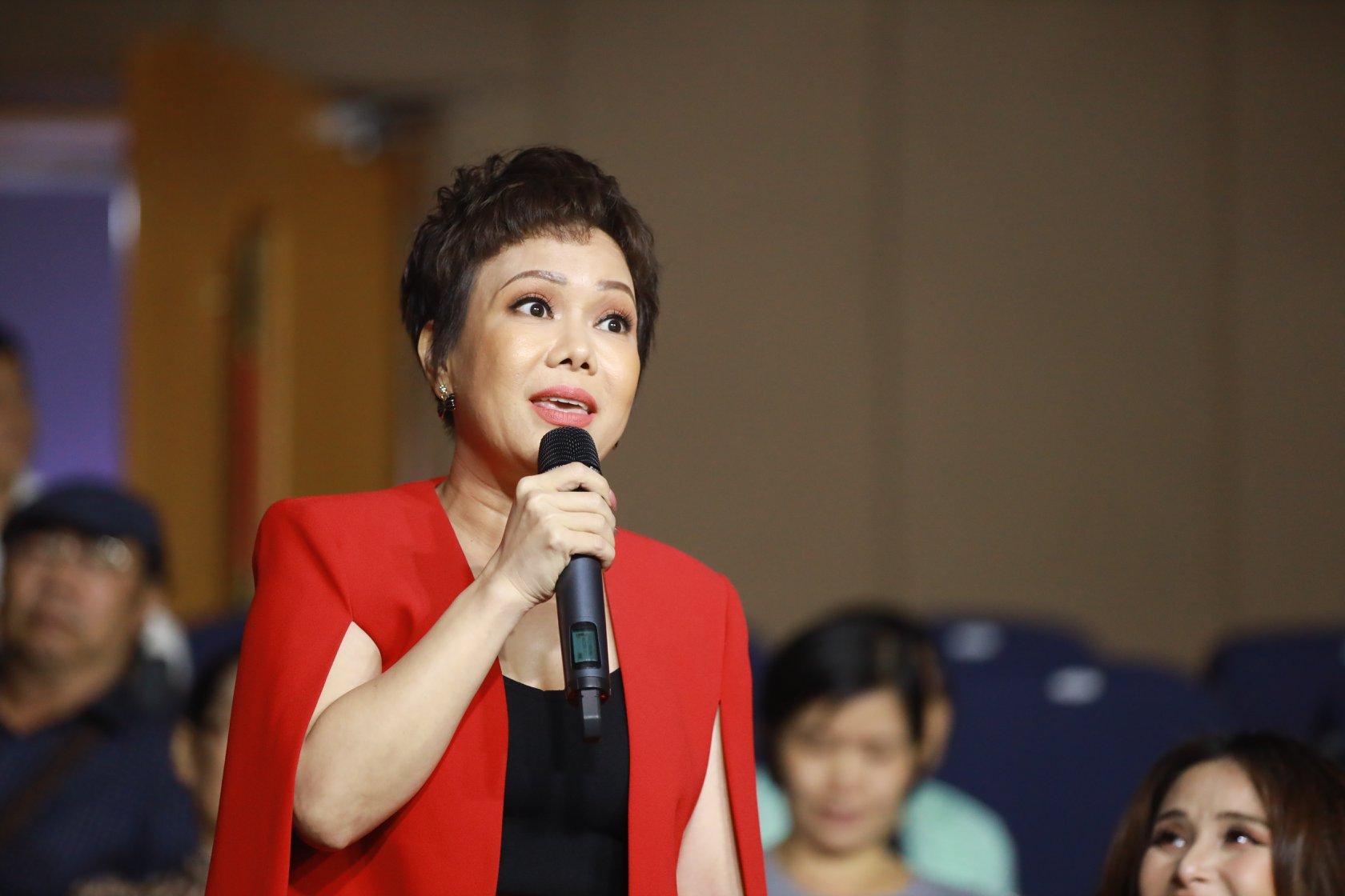 Nghệ sĩ Việt Hương hạnh phúc, Hoàng Mập 'mất ngủ' khi được đề cử Ngôi Sao Xanh 2019 - Ảnh 3