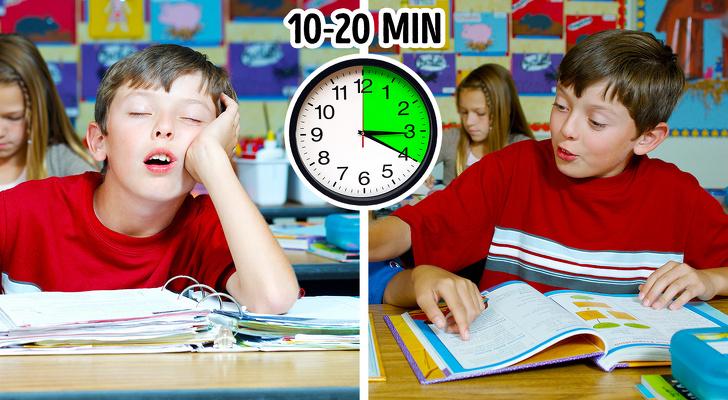 Dành ra 10 phút để làm điều này vào mỗi buổi trưa: Tăng tốc giảm cân, trẻ hóa cơ thể và hơn thế nữa - Ảnh 2