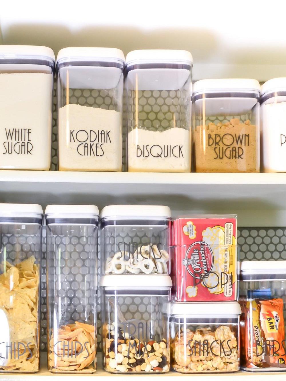 5 bước để biến phòng bếp của bạn sau Tết gọn gàng, tinh tươm - Ảnh 3