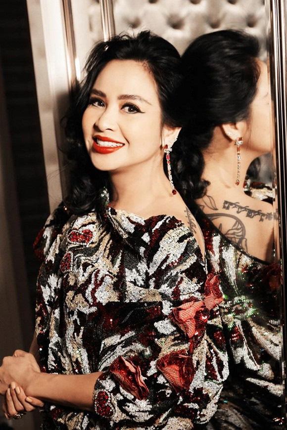 Diva Thanh Lam tiết lộ thời khắc tuyệt đẹp dịp Tết khiến mình nhớ mãi - Ảnh 2