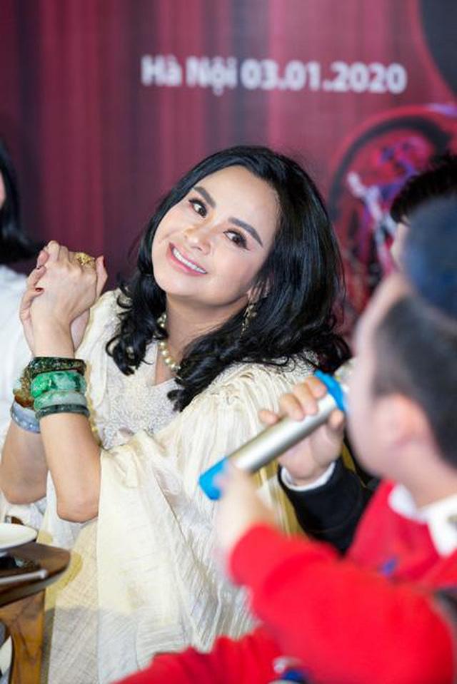Diva Thanh Lam tiết lộ thời khắc tuyệt đẹp dịp Tết khiến mình nhớ mãi - Ảnh 3