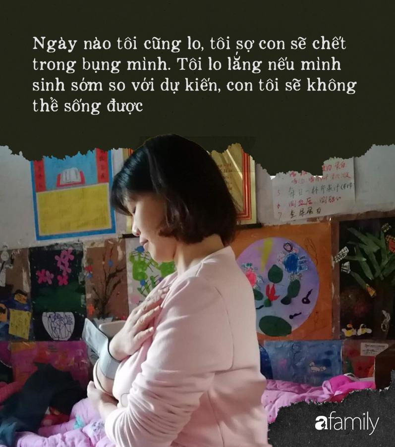 Cuộc sống của những người phụ nữ mang thai thời dịch Covid-19 ở Trung Quốc: Không có chỗ khám thai, chỉ lo con sẽ chết trong bụng mình - Ảnh 3