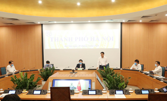 Chủ tịch Hà Nội: BV Bạch Mai đã chuyển 5.113 BN ở đây về các tỉnh thành miền Bắc, điều này có thể đã để lỡ thời gian vàng để phòng lây lan - Ảnh 1