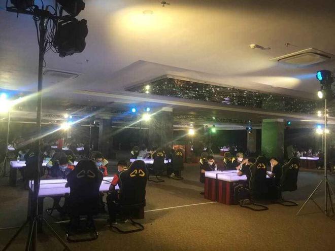 Gần 100 game thủ tụ tập thi đấu ở Cocobay Đà Nẵng trong đợt cao điểm phòng, chống dịch Covid-19 - Ảnh 2