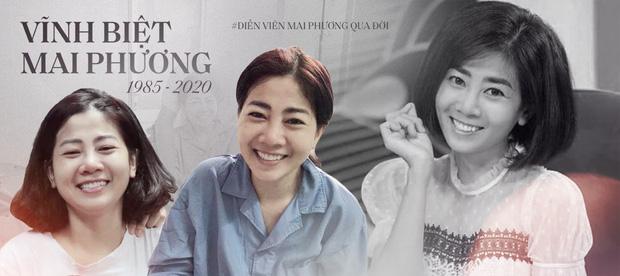 Tang lễ cố diễn viên Mai Phương: Người cha nén đau thương, lặng lẽ đứng bên linh cữu con gái - Ảnh 2