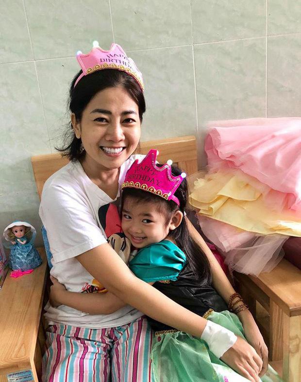 Đến cuối cùng trước khi nhắm mắt, diễn viên Mai Phương vẫn dành trọn tình yêu cho con gái nhỏ! - Ảnh 2