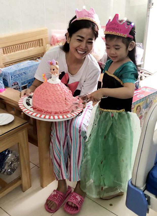 Đến cuối cùng trước khi nhắm mắt, diễn viên Mai Phương vẫn dành trọn tình yêu cho con gái nhỏ! - Ảnh 3