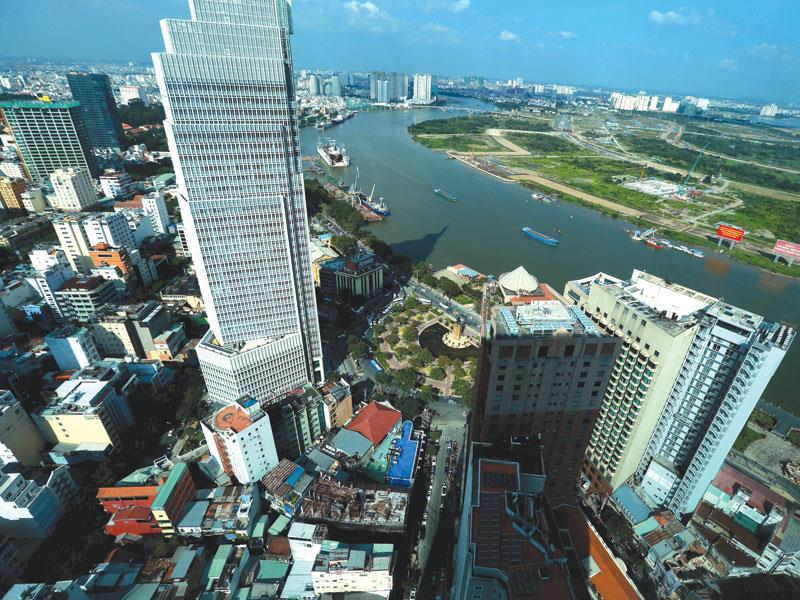 Bất động sản đón hơn 1,1 tỷ USD vốn ngoại trong 4 tháng - Ảnh 1