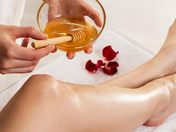 Mẹo tẩy lông chân an toàn tại nhà bằng những nguyên liệu tự nhiên - Ảnh 2