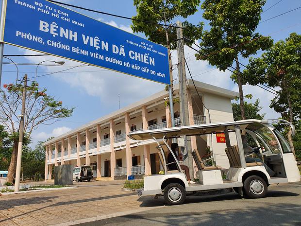 TP.HCM: Bệnh nhân ở 'ổ dịch' Buddha lại tái dương tính lần 2 với SARS-COV-2, phải quay trở lại viện điều trị lần thứ 3 - Ảnh 1