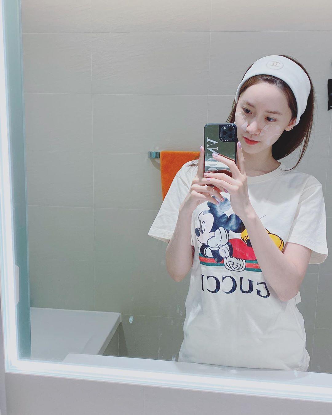 Vừa tròn 30, Yoona bật mí 5 chiêu dưỡng da 'bất di bất dịch' mà cô chưa một lần coi thường, chị em nghe xong gật gù tâm đắc - Ảnh 3