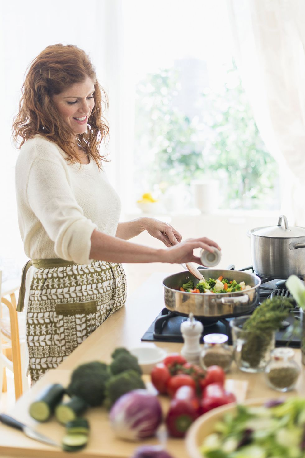 11 bí quyết giữ dáng của những người không bao giờ ăn kiêng - Ảnh 9