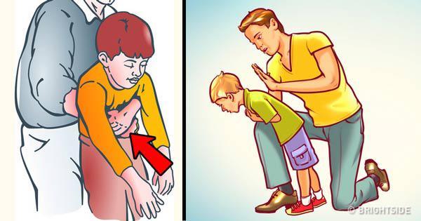 Cho tay vào móc khi trẻ bị nghẹn, sai lầm lớn, mẹ hãy làm theo cách này! - Ảnh 5