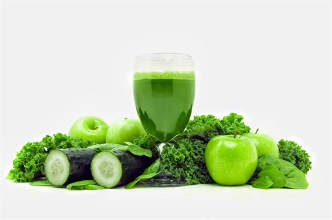 Công thức 5 loại nước ép rau củ quả giảm cân đơn giản - Ảnh 1
