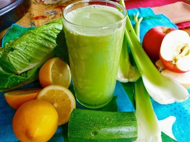 Công thức 5 loại nước ép rau củ quả giảm cân đơn giản - Ảnh 4