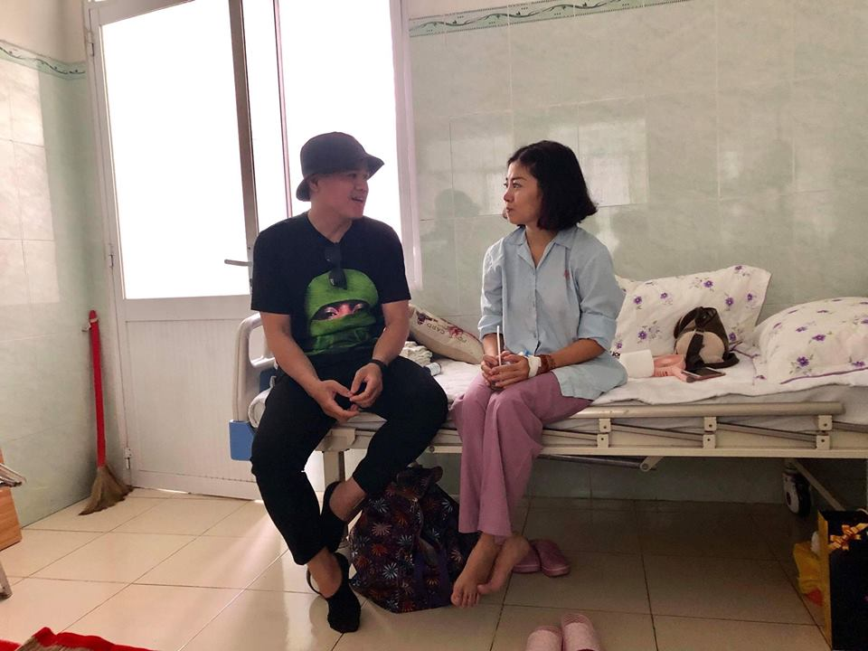 Không thể về nước vì bận chăm con nhỏ, Thanh Thảo làm điều ý nghĩa giúp Mai Phương trị bệnh ung thư - Ảnh 4