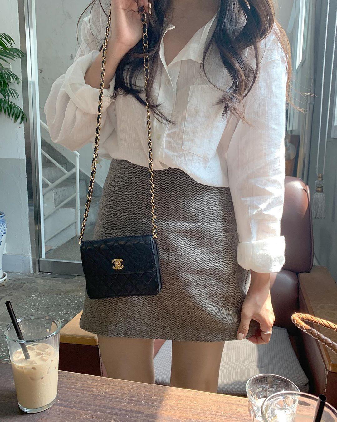 6 món thời trang Thu/Đông mà các nàng cao chưa đến 1m60 nên mạnh tay sắm - Ảnh 8