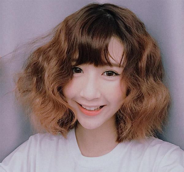 Kiểu tóc ngắn xoăn 'tân thời' giúp nàng nâng tầm nhan sắc - Ảnh 6