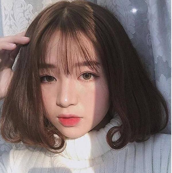 Kiểu tóc ngắn xoăn 'tân thời' giúp nàng nâng tầm nhan sắc - Ảnh 8